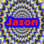 Jason Art Print