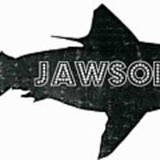 Jawsome Art Print