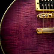 Jay Turser Guitar 6 Art Print