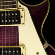 Jay Turser Guitar 7 Art Print