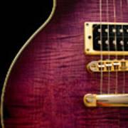 Jay Turser Guitar 3 Art Print