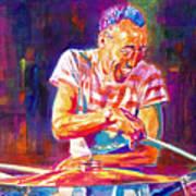 Jazz Beat Art Print