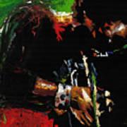 Jazz Miles Davis 1 Art Print