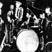 Jazz Musicians, C1925 Art Print
