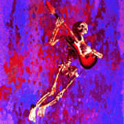 Jazzer Art Print