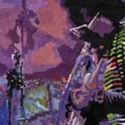 Jazz.miles Davis.4. Art Print