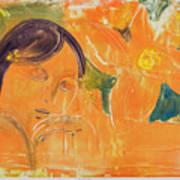 Je Revien Tahiti Art Print