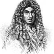 Jean-baptiste Lully, French Composer Art Print