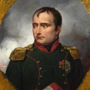 Jean Horace Vernet   The Emperor Napoleon I Art Print