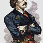 Jean Lafitte (c1780-c1826) Art Print