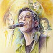 Jeff Christie Art Print