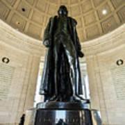 Jefferson Memorial Lll Art Print