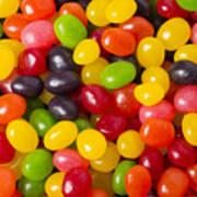 Jelly Beans Art Print