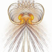 Jelly Fish Art Art Print