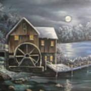 Jenny Mill Art Print
