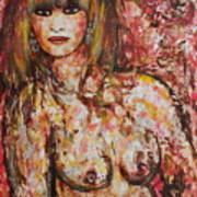 Jenny Art Print