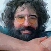 Jerry Art Print