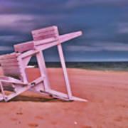 Jersey Shore 2 Art Print