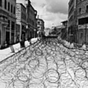Jerusalem: Street, 1948 Art Print
