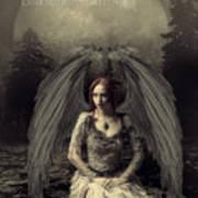 Jessica Angel Art Print