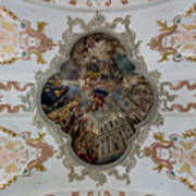 Jesuitenkirche -- Lucerne Jesuit Church Art Print