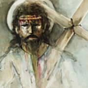 Jesus 3 Art Print