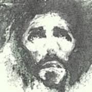 Jesus - 4 Art Print