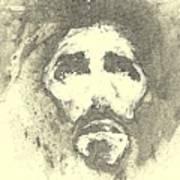 Jesus - 6 Art Print