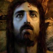 Jesus Alive Again Art Print