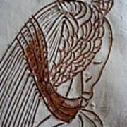 Jesus Christ - Tile Art Print