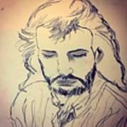 Jesus Life Art Print