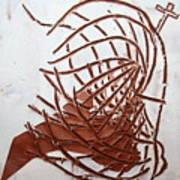 Jesus Of Gethsemane - Tile Art Print