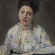 Jeune Femme Art Print