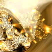 Jewels And Satin Art Print