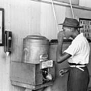 Jim Crow Laws 1939 Print by Granger