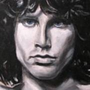 Jim Morrison - The Doors Art Print
