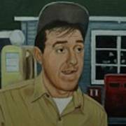 Jim Nabors As Gomer Pyle Art Print