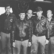 Jimmy Doolittle And His Crew Print by War Is Hell Store