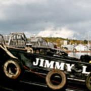Jimmy L Art Print