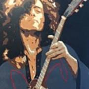 Jimmy Page Art Print