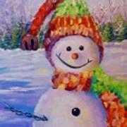 Jingle Bell II Art Print