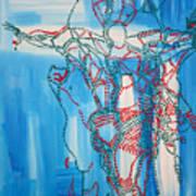 Jishu Christo - Jesus Christ Art Print