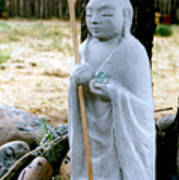 Jizo Bodhisattva - Children's Protector Art Print