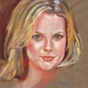 Joanna Art Print