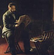Joaquim Cabot I Rovira Art Print