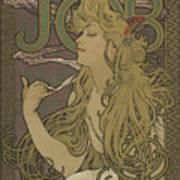 Job, 1896 Art Print