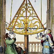 Johannes Hevelius Art Print