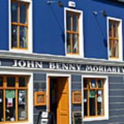 John Benny Art Print