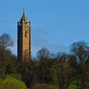 John Cabot Tower Art Print
