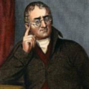 John Dalton - To License For Professional Use Visit Granger.com Art Print